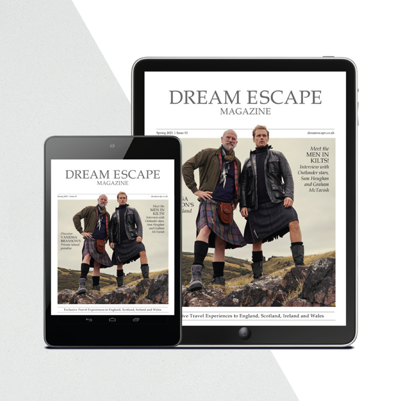 Dream Escape Magazine